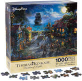 Disney Pirates of the Caribbean: The Curse of the Black Pearl Puzzle by Thomas Kinkade