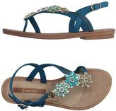 grendha Toe strap sandals