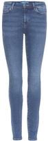 MiH Jeans Bodycon denim high-rise skinny jeans
