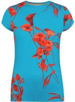 Ted Baker Dillia Fantasia Fitted Tshirt