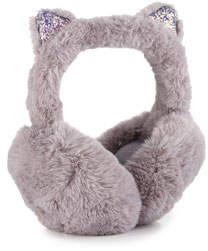Berry Jewelry Faux Fur Cat-Ear Earmuffs