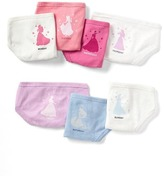 Gap babyGap | Disney Baby Princess days-of-the-week bikini briefs (7-pack)