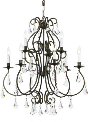 Swarovski Ashton 9-Light Chandelier