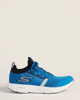 Skechers Blue & Black GOrun Horizon Running Sneakers