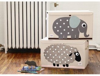 3 Sprouts Sheep Toy Box