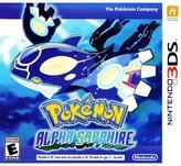 Nintendo Pokemon Alpha Sapphire 3DS
