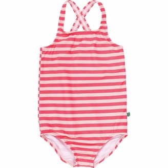 Fred's World by Green Cotton Baby Girls' Swimsuit