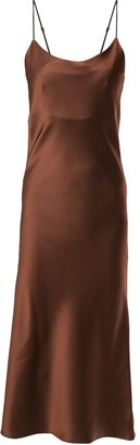 CHRISTOPHER ESBER Tie-Back Cami Dress