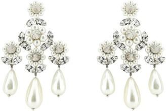 Simone Rocha Embellished Drop Earrings