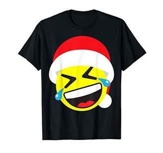 ROFL Emoji Funny Matching Family Pajama PJ Christmas Gift T-Shirt