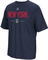 adidas Men's New York Red Bulls ClimaLITE T-Shirt