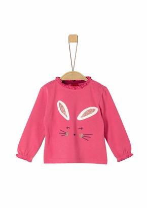 S'Oliver Baby Girls' 65.909.31.8899 T-Shirt
