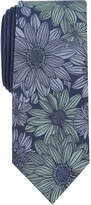 Bar III Men's Floral Skinny Tie, Created for Macy's