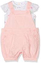Mothercare Girl's Blooming Farm Set Dungarees