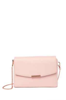 Ted Baker Faux Leather Crossbody Bag