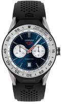 Tag Heuer Connected Modular Smart Titanium Chronograph Tachymeter Strap Watch