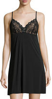 Commando The Butter Lace-Trimmed Chemise
