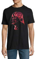 BIO Short Sleeve Star Wars Tv + Movies Vader Custom Frame Graphic T-Shirt