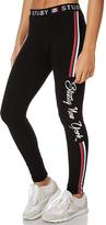 Stussy Nyc Womens Legging Black