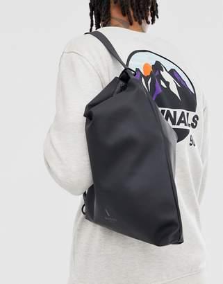 Rains 1308 Sling waterproof bag in black