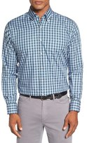 Peter Millar Men's Lucia Regular Fit Plaid Sport Shirt