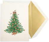 Dempsey & Carroll Christmas Tree Cards Set