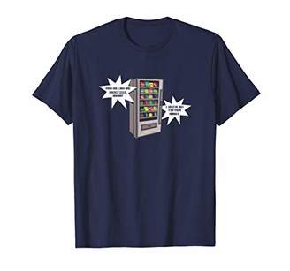 Shirt.Woot: Nonvending Machine T-Shirt