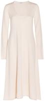 Alexander Wang Superfine Wool Midi Dress