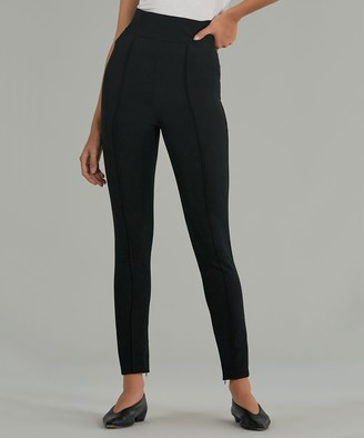 Atm High Waisted Stretch Pants - Black