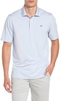 Vineyard Vines Men's Kennedy Stripe Golf Polo
