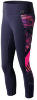 New Balance Women's WP73117 Premium Performance Cropped Tight