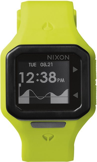 Nixon Supertide Watch Neon