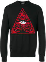 Givenchy Illuminati knit jumper