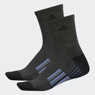 adidas AEROREADY Mid Crew Socks 2 Pairs