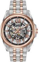Bulova Men's Automatic Bracelet Watch