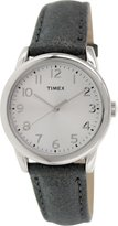 Timex Women's Classic T2P081 Leather Quartz Watch