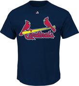 Majestic Men's St. Louis Cardinals Team Wordmark T-Shirt