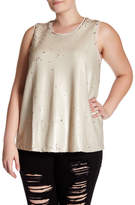 Rachel Roy Sequin Top (Plus Size)
