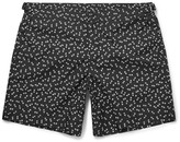 Dolce & Gabbana Slim-Fit Mid-Length Printed Swim Shorts