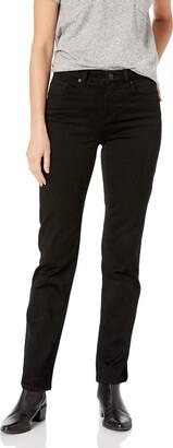 Tribal Women's Size 5-Pocket Straight Leg Dream Jean