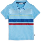 Splendid Boys' Contrast Stripe Polo Shirt