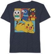 JEM Pokémon Graphic-Print T-Shirt, Big Boys (8-20)