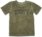 Butter Shoes Four Leaf Clover 'Weekend Warrior' Tee - Boys