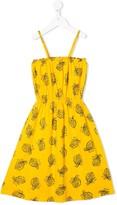 Bobo Choses pineapple print dress