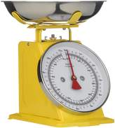 Premier Housewares Retro Kitchen Scale - 5 Kg - Red Yellow