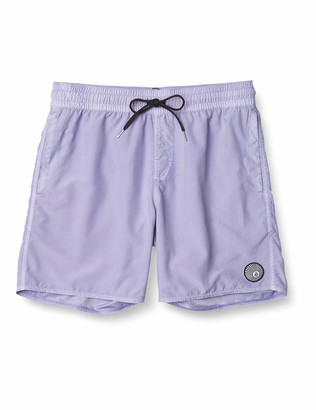 "Volcom Men's Center 17"" Swim Trunk"