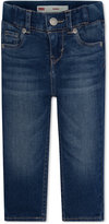 Levi's Ribbed-Waistband Skinny Jeans, Baby Girls (0-24 months)
