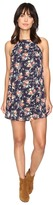 Brigitte Bailey Spring Bouquets Printed Sleeveless Swing Dress