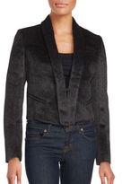 Brunello Cucinelli Wool Blend Solid Jacket