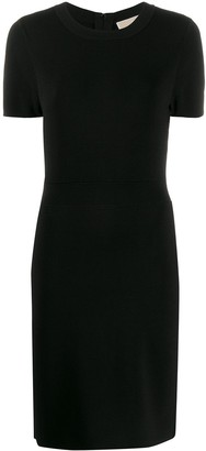 MICHAEL Michael Kors Short-Sleeved Midi Dress